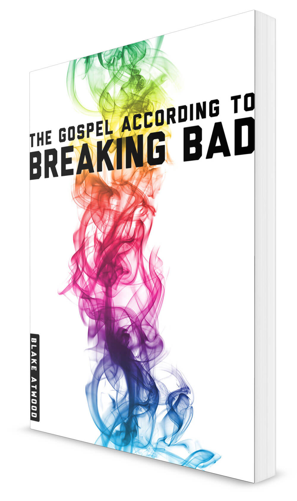 The Genesis for 'The Gospel According to Breaking Bad'