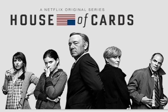 A Powerful Writing Lesson from House of Cards
