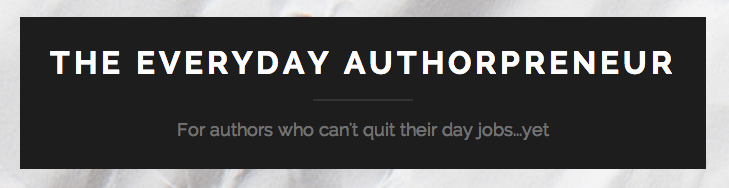 The Everyday Authorpreneur Interview: Revealing a Year's Worth of Sales Numbers to Help First-Time Self-Publishing Authors