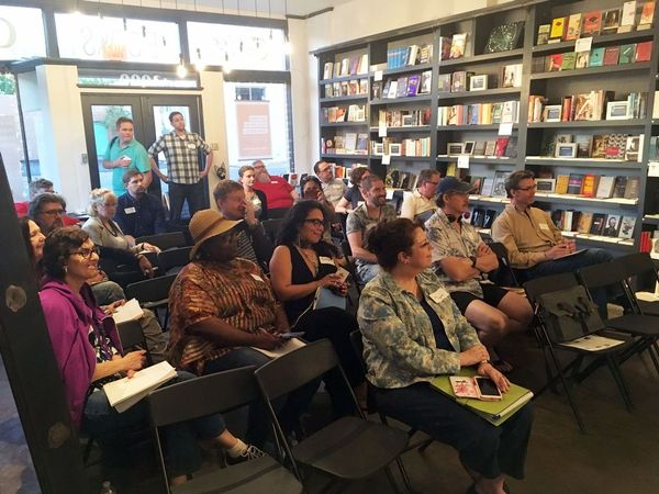 Launching the Dallas Nonfiction Authors Association