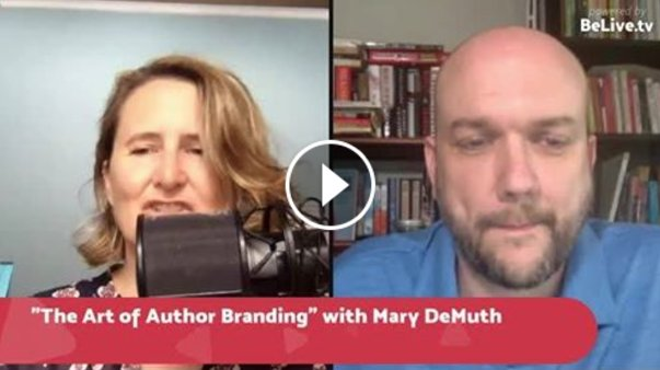 The Art of Author Branding with Mary DeMuth